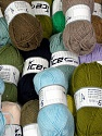Derby Wool  Contenido de fibra 80% Superwash Virgin Wool, 20% Acrílico, Brand Ice Yarns, fnt2-44267