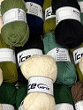 Derby Wool  Contenido de fibra 80% Superwash Virgin Wool, 20% Acrílico, Brand Ice Yarns, fnt2-44269