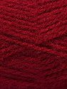 Fiber indhold 100% Akryl, Brand Ice Yarns, Burgundy, Yarn Thickness 5 Bulky  Chunky, Craft, Rug, fnt2-44358