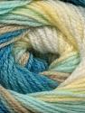 Fiber Content 100% Acrylic, Yellow, White, Brand Ice Yarns, Blue Shades, Beige, fnt2-44716