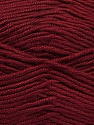 Fiber Content 100% Micro Acrylic, Brand Ice Yarns, Burgundy, Yarn Thickness 2 Fine  Sport, Baby, fnt2-44754