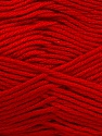 Fiber Content 100% Micro Acrylic, Red, Brand Ice Yarns, Yarn Thickness 2 Fine  Sport, Baby, fnt2-44756