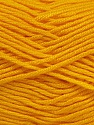Fiber Content 100% Micro Acrylic, Yellow, Brand Ice Yarns, Yarn Thickness 2 Fine  Sport, Baby, fnt2-44758