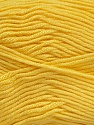 Fiber Content 100% Micro Acrylic, Light Yellow, Brand Ice Yarns, Yarn Thickness 2 Fine  Sport, Baby, fnt2-44759