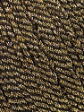 Fiber Content 52% Metallic Lurex, 48% Polyester, Brand Ice Yarns, Gold, Black, Yarn Thickness 3 Light  DK, Light, Worsted, fnt2-44807