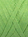 Vezelgehalte 100% Recycled Cotton, Light Green, Brand Ice Yarns, Yarn Thickness 6 SuperBulky  Bulky, Roving, fnt2-44901