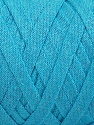 Fiber Content 100% Recycled Cotton, Light Turquoise, Brand Ice Yarns, Yarn Thickness 6 SuperBulky  Bulky, Roving, fnt2-44908
