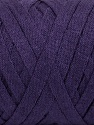Fiberinnhold 100% Recycled Cotton, Purple, Brand Ice Yarns, Yarn Thickness 6 SuperBulky  Bulky, Roving, fnt2-44914