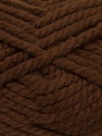 Fiber Content 55% Acrylic, 45% Wool, Brand Ice Yarns, Brown, Yarn Thickness 6 SuperBulky  Bulky, Roving, fnt2-45124