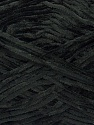 Fiber Content 100% Polyester, Brand Ice Yarns, Black, Yarn Thickness 1 SuperFine  Sock, Fingering, Baby, fnt2-45295