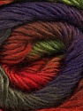 Fiber Content 50% Acrylic, 50% Wool, Red, Purple, Brand ICE, Green, Camel, Brown, Yarn Thickness 2 Fine  Sport, Baby, fnt2-45317