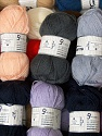 Virgin Wool Fine  Contenido de fibra 60% Superwash Virgin Wool, 40% Acrílico, Brand Ice Yarns, fnt2-45356
