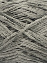 Fiber indhold 100% Polyester, Light Grey, Brand Ice Yarns, Yarn Thickness 1 SuperFine  Sock, Fingering, Baby, fnt2-45412