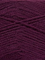 Fiberinnhold 100% Baby akryl, Maroon, Brand Ice Yarns, Yarn Thickness 2 Fine  Sport, Baby, fnt2-45418