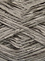 Fiber indhold 100% Polyester, Light Grey, Brand Ice Yarns, fnt2-45562