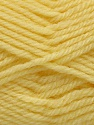 Machine washable. Lay flat to dry Kuitupitoisuus 80% Superwash Virgin Wool, 20% Akryyli, Yellow, Brand Ice Yarns, fnt2-45639