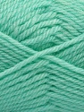 Machine washable. Lay flat to dry Contenido de fibra 80% Superwash Virgin Wool, 20% Acrílico, Mint Green, Brand Ice Yarns, fnt2-45640
