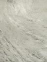 Vezelgehalte 95% Viscose, 5% Polyamide, White, Brand Ice Yarns, fnt2-45738