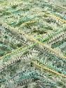 Fiber indhold 60% Akryl, 40% Micro Fiber, Brand Ice Yarns, Green Shades, fnt2-45764