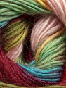 Fiber Content 40% Wool, 30% Acrylic, 30% Mohair, Yellow, Red, Pink, Brand Ice Yarns, Green, Burgundy, Blue, Yarn Thickness 3 Light  DK, Light, Worsted, fnt2-45802