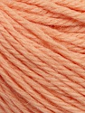 Fiber Content 40% Merino Wool, 40% Acrylic, 20% Polyamide, Light Salmon, Brand ICE, Yarn Thickness 3 Light  DK, Light, Worsted, fnt2-45812