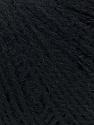 Fiberinnhold 35% Akryl, 35% Merino Ull, 30% Baby Alpakka, Brand Ice Yarns, Black, fnt2-45832