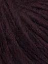 Fiber Content 35% Acrylic, 30% Wool, 20% Alpaca Superfine, 15% Viscose, Brand Ice Yarns, Dark Burgundy, fnt2-45847