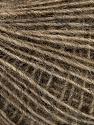 Composição 50% Lã Merino, 25% Alpaca, 25% Acrílico, Brand Ice Yarns, Camel, fnt2-45867