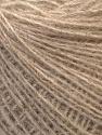 Composição 50% Lã Merino, 25% Acrílico, 25% Alpaca, Brand Ice Yarns, Beige, fnt2-45868