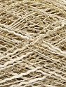 Fiber Content 65% Cotton, 30% Linen, 3% Polyester, 2% Polyamide, Brand Ice Yarns, Gold, Cream, Beige, fnt2-45952
