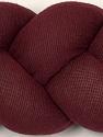 Fiber indhold 75% Polyester, 5% Polyamid, 25% Bomuld, Brand Ice Yarns, Burgundy, fnt2-45999