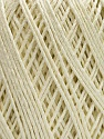 Fiber Content 100% Bamboo, Brand Ice Yarns, Cream, Yarn Thickness 2 Fine  Sport, Baby, fnt2-46017