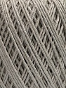 Fiberinnhold 100% Bambus, Brand Ice Yarns, Grey, Yarn Thickness 2 Fine  Sport, Baby, fnt2-46018
