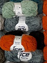 Thin Chenille  Fiber indhold 100% Polyester, Brand Ice Yarns, fnt2-46077
