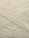 Fiber Content 65% Cotton, 35% Polyamide, White, Brand Ice Yarns, fnt2-46108