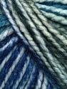Fiber Content 75% Acrylic, 25% Wool, White, Turquoise, Purple, Brand Ice Yarns, Grey, Blue, Yarn Thickness 5 Bulky  Chunky, Craft, Rug, fnt2-46225