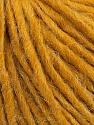 Fiberinnhold 50% Merino Ull, 25% Alpakka, 25% Akryl, Brand Ice Yarns, Gold, fnt2-46246