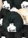 Peru Alpaca Light  Vezelgehalte 50% Merino wol, 25% Alpaca, 25% Acryl, Brand Ice Yarns, fnt2-46265