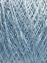 Fiberinnehåll 100% Viskos, Light Blue, Brand Ice Yarns, fnt2-46376