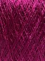Fiber Content 100% Viscose, Brand Ice Yarns, Fuchsia, fnt2-46378