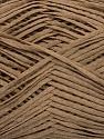 Fiber Content 100% Cotton, Brand Ice Yarns, Camel, Yarn Thickness 2 Fine  Sport, Baby, fnt2-46462