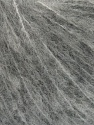 Composição 85% Lã Merino Extra-fina, 2% Elastano, 13% Poliamida, Light Grey, Brand Ice Yarns, fnt2-46468