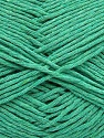 Please note that the yarn weight and the ball length may vary from one color to another for this yarn. Fiber Content 100% Cotton, Brand Ice Yarns, Green, Yarn Thickness 3 Light  DK, Light, Worsted, fnt2-46495