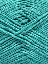 Please note that the yarn weight and the ball length may vary from one color to another for this yarn. Fiber Content 100% Cotton, Mint Green, Brand Ice Yarns, fnt2-46497