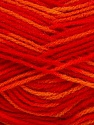 Fiber Content 100% Premium Acrylic, Yellow, Red, Orange, Brand Ice Yarns, Yarn Thickness 3 Light  DK, Light, Worsted, fnt2-46502