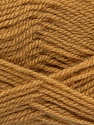 Fiber Content 100% Premium Acrylic, Brand Ice Yarns, Cafe Latte, Yarn Thickness 3 Light  DK, Light, Worsted, fnt2-46505