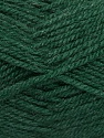 Fiber Content 100% Premium Acrylic, Brand Ice Yarns, Dark Green, Yarn Thickness 3 Light  DK, Light, Worsted, fnt2-46506