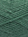 Fiber Content 100% Premium Acrylic, Brand Ice Yarns, Green Melange, Yarn Thickness 3 Light  DK, Light, Worsted, fnt2-46507