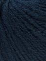 Fiber Content 50% Acrylic, 25% Alpaca, 25% Merino Wool, Navy, Brand Ice Yarns, fnt2-46684