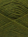 Fiber Content 60% Acrylic, 40% Wool, Brand Ice Yarns, Green, Yarn Thickness 3 Light  DK, Light, Worsted, fnt2-46741